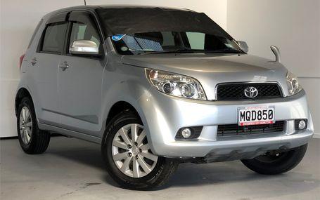 2008 Toyota Rush