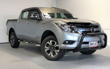 2015 Mazda BT-50 GSX 3.2D D/CAB UTE Test Drive Form