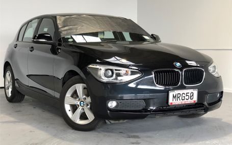 2014 BMW 116i 75,000 KM'S Test Drive Form