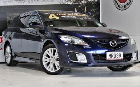 2008 Mazda Atenza WAGON SPORTS 25S Test Drive Form
