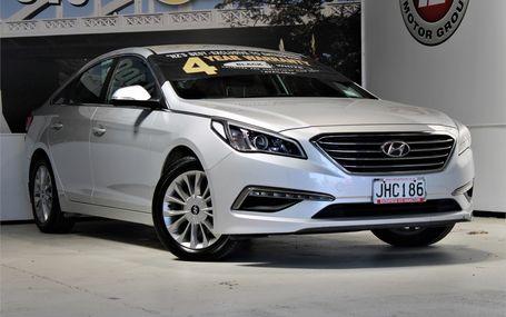2015 Hyundai Sonata 2.4 78,000 KMS Test Drive Form