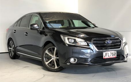 2015 Subaru Legacy 3.6 RS 4WD NZ NEW Test Drive Form