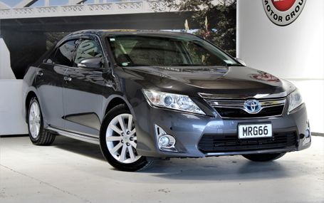 2012 Toyota Camry HYBRID G PACKAGE Test Drive Form