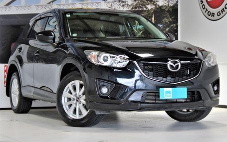 2013 Mazda CX-5 XD DIESEL Test Drive Form