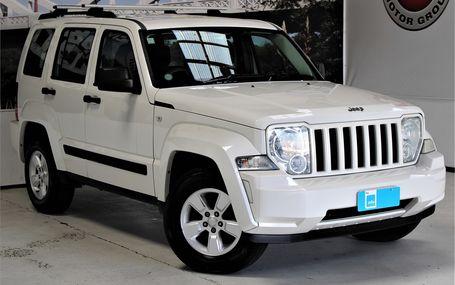 2010 Jeep Cherokee