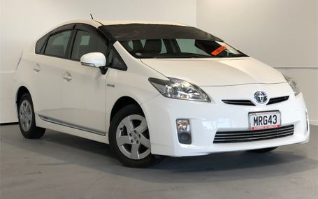 2011 Toyota Prius L 8 AIRBAGS Test Drive Form
