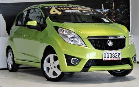 2012 Holden Barina Spark