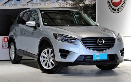 2016 Mazda CX-5 XD 70,000 KMS Test Drive Form