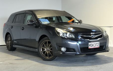 2009 Subaru Legacy 2.5I S PACKAGE Test Drive Form