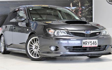 2007 Subaru Impreza S-GT SPORTS PACKAGE Test Drive Form