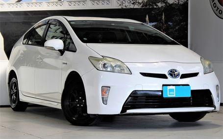 2012 Toyota Prius HYBRID FUEL SAVER Test Drive Form