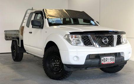 2013 Nissan Navara KINGCAB DIESEL Test Drive Form