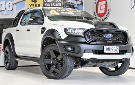 2015 Ford Ranger XLT DIESEL D/CAB Test Drive Form