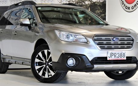 2016 Subaru Outback 4WD FSH AVAILABLE Test Drive Form