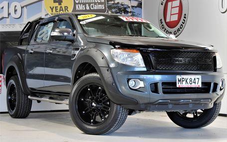2014 Ford Ranger