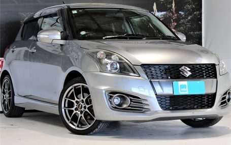 2012 Suzuki Swift SPORT HOT HATCH Test Drive Form