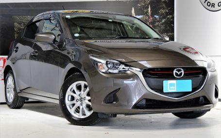2015 Mazda Demio XD MANUAL!! Test Drive Form
