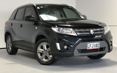2018 Suzuki Vitara