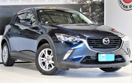 2015 Mazda CX-3 XD POWER AND ECONOMY Test Drive Form