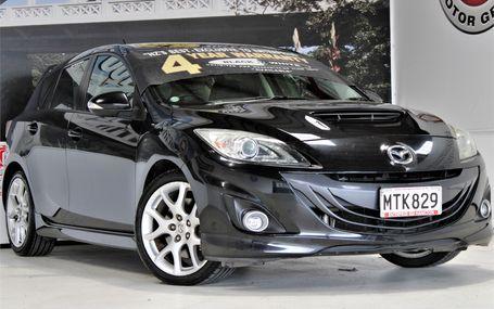 2011 Mazda Axela