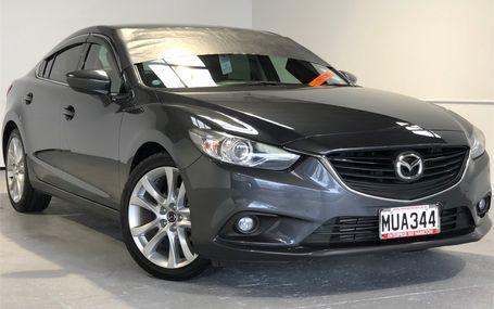 2013 Mazda Atenza XD 19`` ALLOYS Test Drive Form
