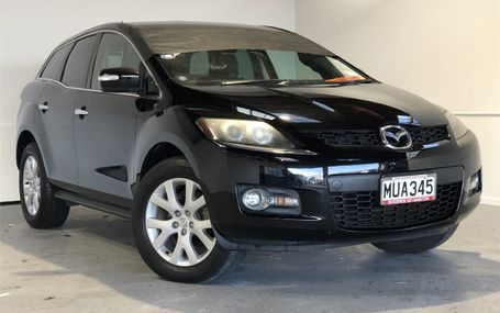 2007 Mazda CX-7 CRUISING PACKAGE Test Drive Form