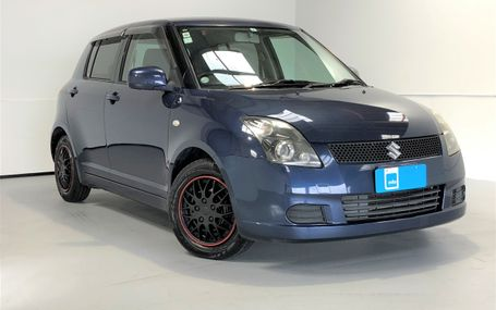 2007 Suzuki Swift 1.3 XG HATCHBACK Test Drive Form