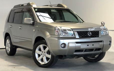 2006 Nissan X-Trail XTT BUDGET SUV Test Drive Form