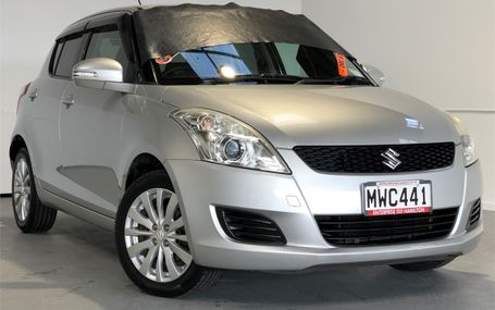 2010 Suzuki Swift