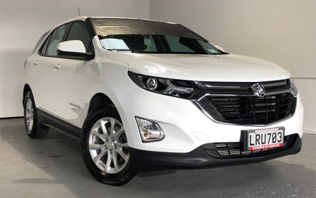 2018 Holden Equinox