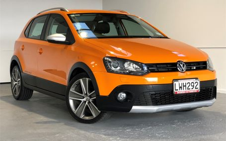 2012 Volkswagen Polo CROSS 65,000 KMS Test Drive Form