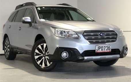 2016 Subaru Outback 4WD 5 STAR SAFETY Test Drive Form