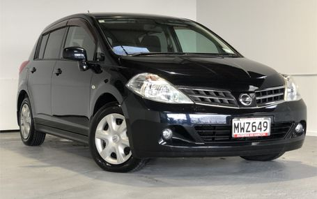 2008 Nissan Tiida HATCH POPULAR Test Drive Form