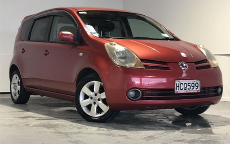 2005 Nissan Note