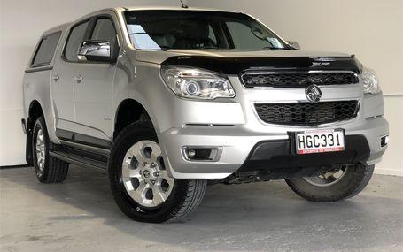 2014 Holden Colorado