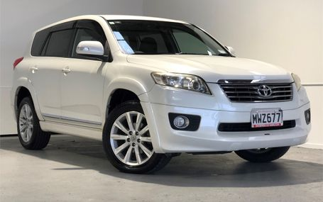 2010 Toyota Vanguard 24OS 7 SEATER Test Drive Form