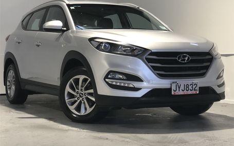 2016 Hyundai Tucson 1.6T 4WD 5 STAR SAFETY Test Drive Form