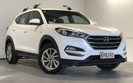 2016 Hyundai Tucson 1.6T 4WD 5 STAR SAFETY Test Drive Form