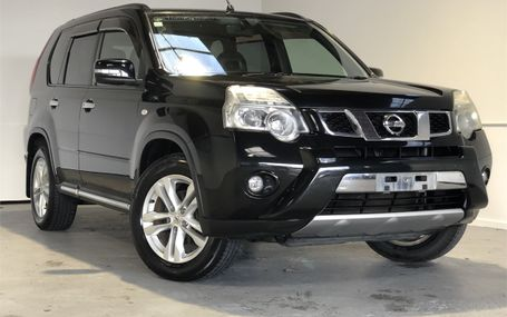 2010 Nissan X-Trail 20X 4WD Test Drive Form