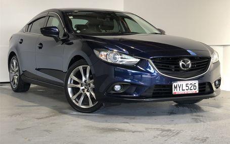 2013 Mazda Atenza