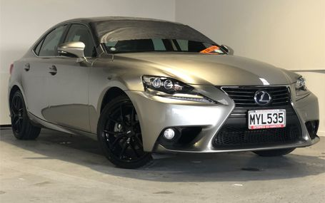 2014 Lexus IS 300