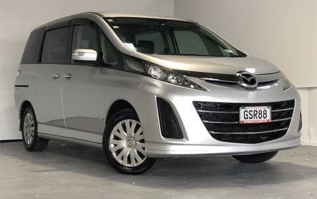 2009 Mazda Biante 8 SEATER Test Drive Form