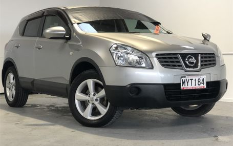 2009 Nissan Dualis 20G 6 AIRBAGS Test Drive Form