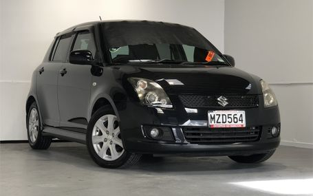 2009 Suzuki Swift