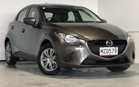 2015 Mazda Demio 13C NEW SHAPE Test Drive Form