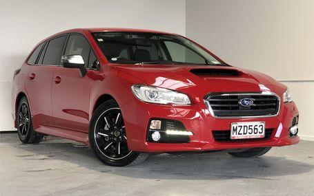 2015 Subaru Levorg 16,000 KM'S Test Drive Form