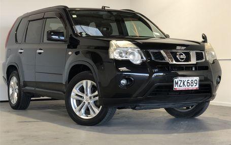 2011 Nissan X-Trail 20X 4WD Test Drive Form