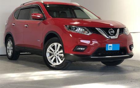 2014 Nissan X-Trail 20X 75,000 KMS Test Drive Form