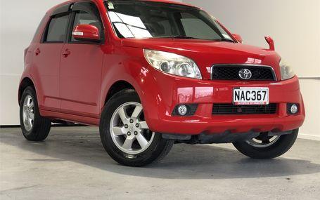 2007 Toyota Rush