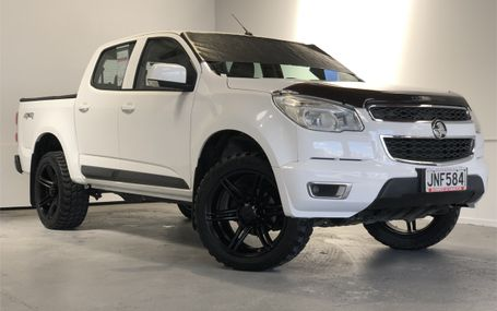 2015 Holden Colorado